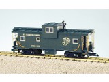 USA TRAINS Extended Vision Caboose U.S. Marine Corp