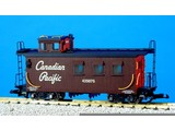 USA TRAINS Woodsided Caboose Canadian Pacific