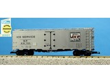 USA TRAINS 40 ft. Refrigerator Car Western Pacific