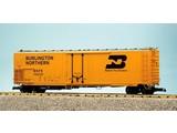 USA TRAINS 50 ft. Mech. Refrigerator Car Burlington Northern