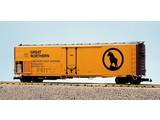 USA TRAINS 50 ft. Mech. Refrigerator Car Great Northern