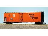 USA TRAINS 50 ft. Mech. Refrigerator Car Pacific Fruit Express - SPFE