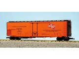 USA TRAINS 50 ft. Mech. Refrigerator Car Milwaukee Road