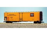 USA TRAINS 50 ft. Mech. Refrigerator Car Burlington Route