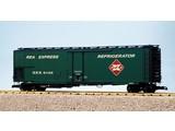 USA TRAINS 50 ft. Mech. Refrigerator Car Railway Express Agency