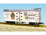 USA TRAINS Reefer Vitamin Beer