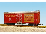 USA TRAINS Reefer Wisconsin Select Beer