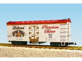 USA TRAINS Reefer Holland Premium Beer