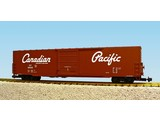 USA TRAINS 60 ft. Boxcar Canadian Pacific Single Door