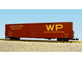 USA TRAINS 60 ft. Boxcar Western Pacific Single Door