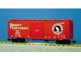 USA TRAINS 40 ft. Boxcar Great Northern