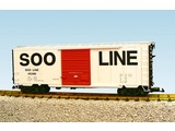 USA TRAINS 40 ft. Boxcar Soo Line