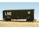 USA TRAINS 40 ft. Boxcar Lehigh New England