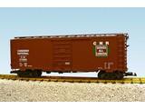 USA TRAINS 40 ft. Boxcar Canadinan National