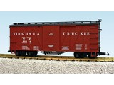 USA TRAINS Outside Braced Boxcar Virginia & Truckee
