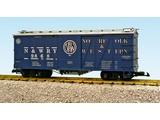 USA TRAINS Outside Braced Boxcar N & W