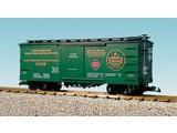 USA TRAINS Wood Box Car CN/REA #10572