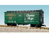 USA TRAINS Wood Box Car CP/REA #56397