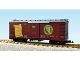 USA TRAINS Wood Box Car Virginia & Truckee #3261