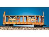 USA TRAINS Doppelstock Autotransporter Rio Grande (ohne Beladung)