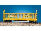 USA TRAINS Doppelstock Autotransporter Trailer Train (ohne Beladung)