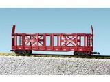 USA TRAINS Doppelstock Autotransporter Jersey Central (ohne Beladung)