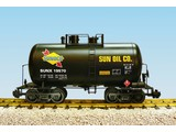 USA TRAINS Beer Can Tank Car Sunoco