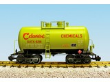 USA TRAINS Beer Can Tank Car Celanese Chemicals