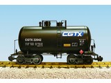 USA TRAINS Beer Can Tank Car Canadian General Transport