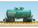 USA TRAINS Beer Can Tank Car Procor