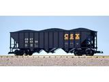 USA TRAINS Coal Hopper CSX