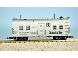 USA TRAINS Santa Fe Bunk Car