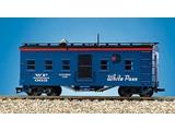 USA TRAINS White Pass Kitchen Car