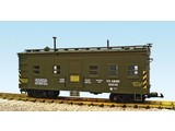 USA TRAINS US Army Kitchen Car