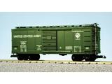 USA TRAINS US Army Ordnance Box Car
