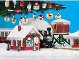 PIKO Weihnachtsmann-Werkstatt