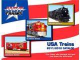USA TRAINS USA TRAINS Hauptkatalog 2011/2012