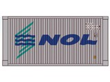USA TRAINS NOL 20 Ft. Container