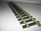 USA TRAINS gerades Gleis 152 cm