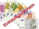 Geschenkgutschein 20 €