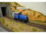 Train Line Diesellok der MOB V 121, Digital DCC, Sound