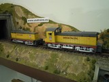 USA TRAINS NW2 Cow & Calf Unit Union Pacific