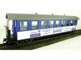 "Train Line Autozug DB Wangerooge ""Hotel Hanken Seehotel"" 63 205"