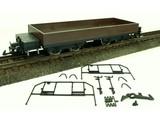 Train Line Flachwagen braun, LüP 410mm