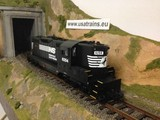 USA TRAINS GP 9 Norfolk Southern