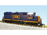 USA TRAINS GP 38-2 CSX