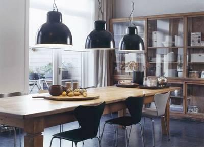 Eetkamer hanglampen for Led hanglampen woonkamer