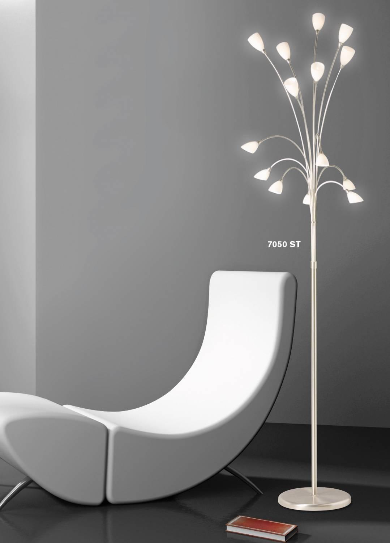 Vloerlamp in verschillende stijlen leuk in huisleuk in huis - Moderne vloerlampen ...