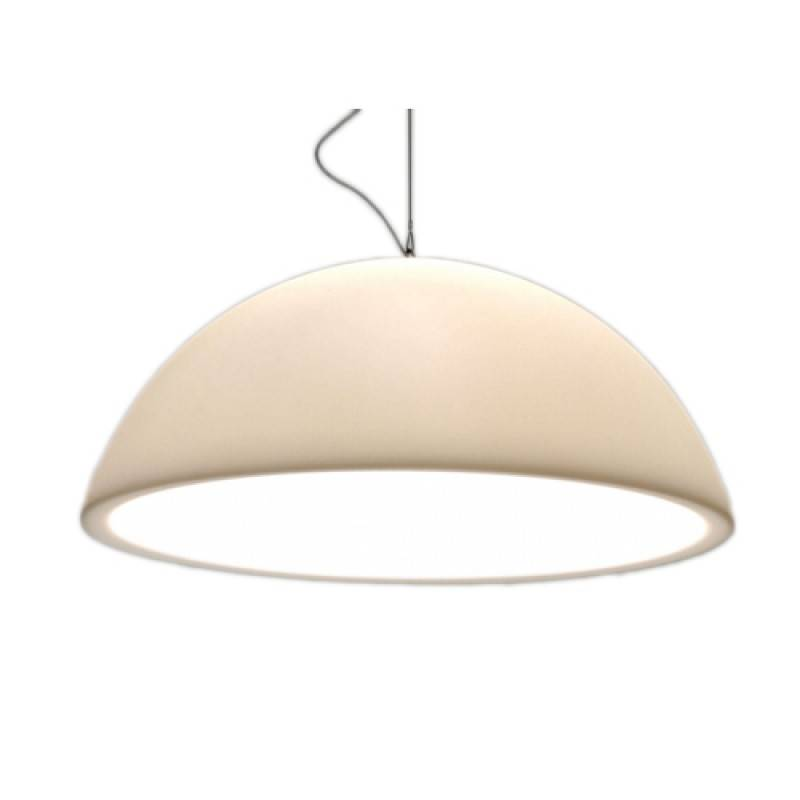 Keukenlamp Design : Kayradome 60cm Design Hanglamp Wit Snel Bestellen?? – Lampentoppers.nl