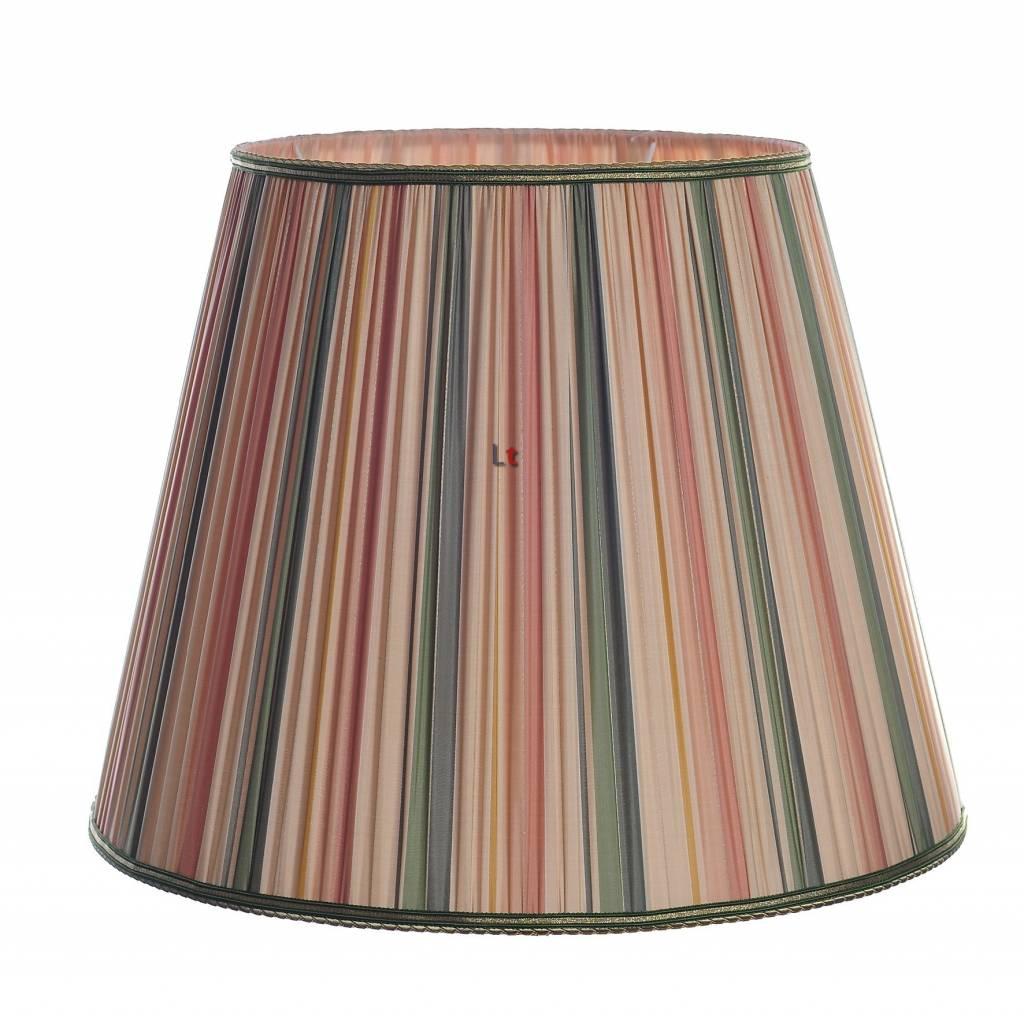 Lampenkap klassiek plooi - Klassieke vloerlamp ...